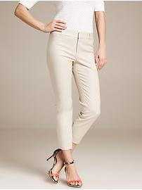 Logan sleek slim ankle pant