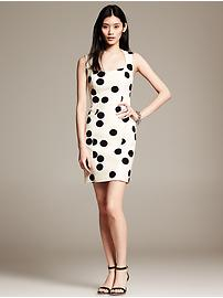 Sloan-Fit Dot-Print Sheath