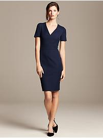 Roland Mouret Collection Vee Dress